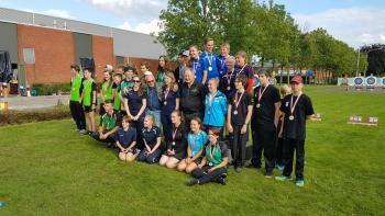 PKJ 2017 - Medaillewinnaars - Boogschieten